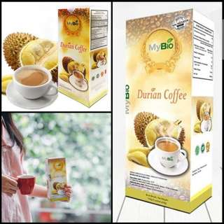 Durian Coffee by mybio