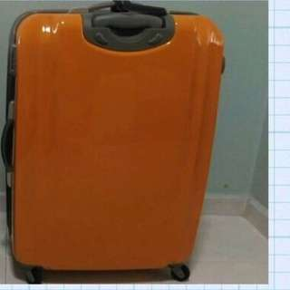 American Tourister large luggage size: 50W x 70H x 27D cm