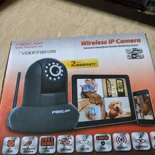 Foscam wireless ip camera brand new in box