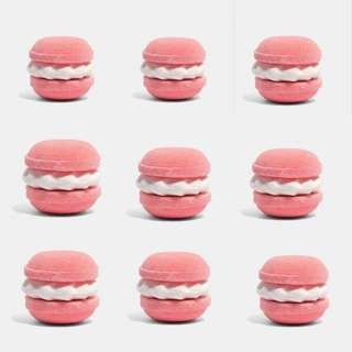 COMING** SPARKLING STRAWBERRY MACAROON