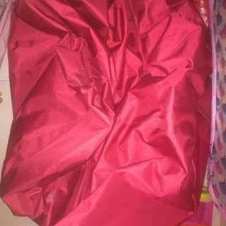 Preloved Bean bag (kursi santai) kondisi agak kempes