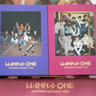 WANNA ONE 1-1=0 NOTHING WITHOUT YOU