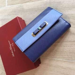Ferragamo wallet 女裝短銀包