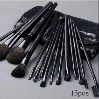 Brush makeup  15pcs