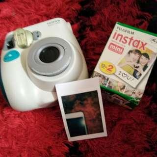 Instax mini camera 7s