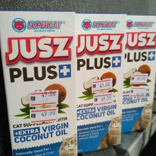 Supercat Jusz Plus (cat supplement)
