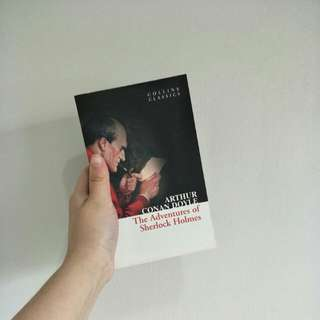 Buku Sherlock Holmes