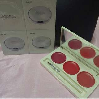 👄MAKE UP TRIAL SET      ONLY IDR 285 RB💋💋💋❤ 100% ORIGINAL - KOREA PRODUCT - BB 5