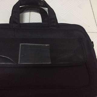 多格多用途黑色手提袋