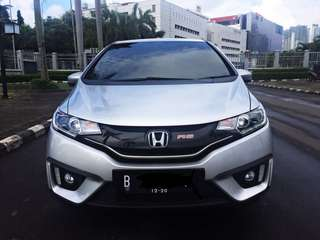 Jazz RS At 2015 km 8rb