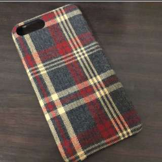 🚚 iPhone 7/8 plus 格紋手機殼