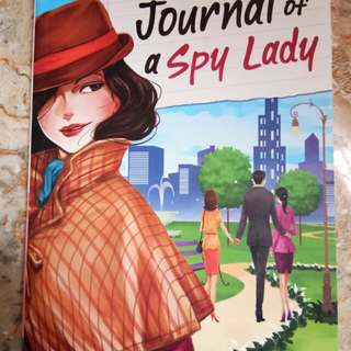 Novel-Journal of Spy Lady