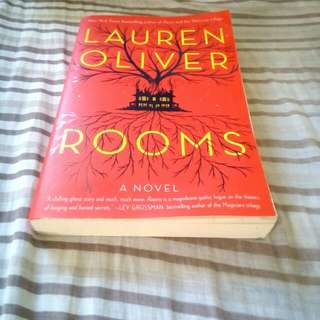 ROOMS by LAUREN OLIVER