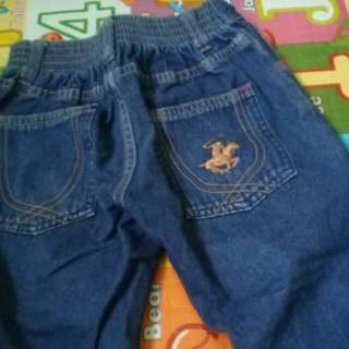 Polo asscn. Toddler pants