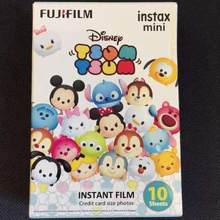 Disney tsum tsum polaroid film