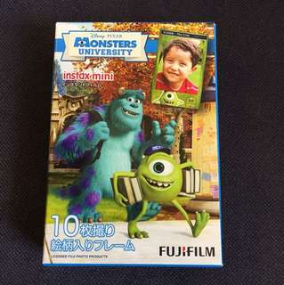 Polaroid Films, Monster University