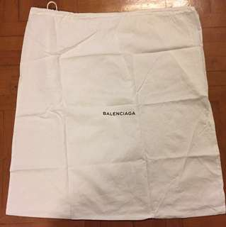 BALENCIAGA dust bag