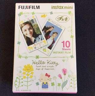 Instax Films, Hello Kitty 10 sheets