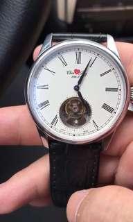 訂製 陀飛輪 手錶 機械手錶 送禮 節日 tourbillon