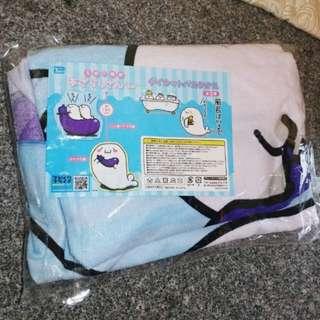日本景品-北海魔獸小海豹毛巾 (2隻個款)