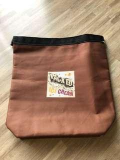 ICE CREAM COOLER BAG