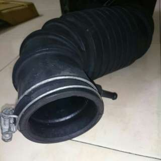 Air filter 4g9x..no air flow