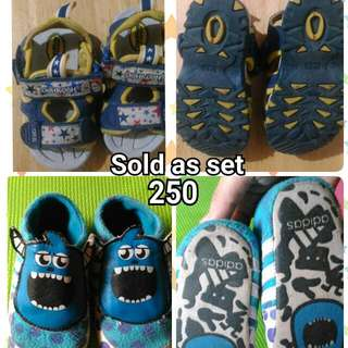 Preloved Baby Shoes And Sandals