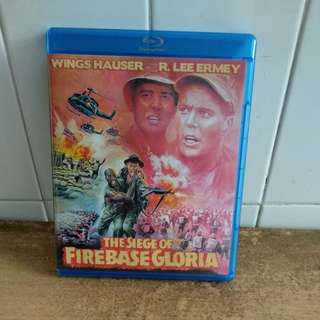The Seige of Firebase Gloria - Blu Ray - US import (original)