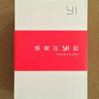 Xiaomi Yi Dashcam with 32GB Micro SD Class 10 Transcend