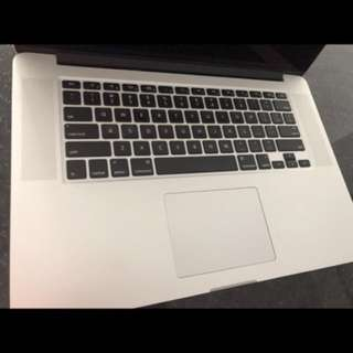 "15"" MacBook Pro with Retina *MINT CONDITION*"