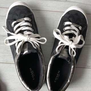 Coach正品休閒鞋