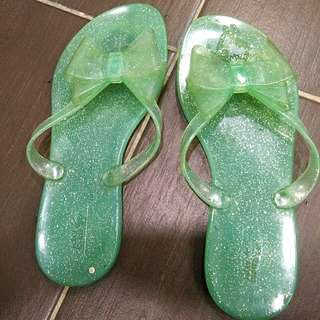 Authentic Jelly Bunny Slippers