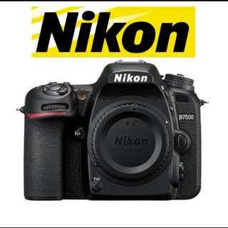 Nikon D7500 Body Only