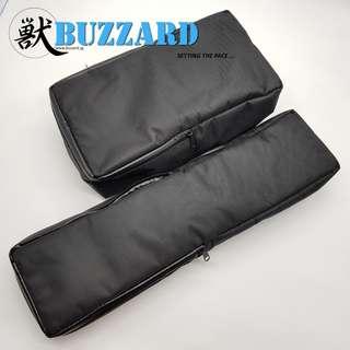 waterproof long batt bag