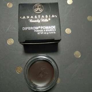 ABH Dipbrow pomade dark brown
