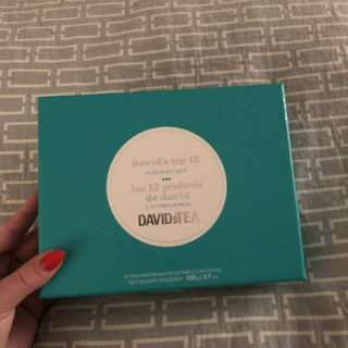 David's Tea Top 12 - Gift Box
