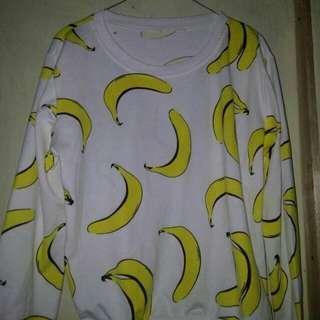 Jaket Banana