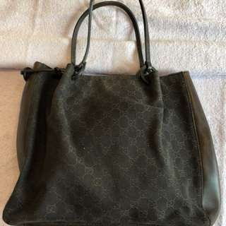 Gucci Tote Bag (preloved)