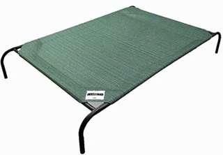 Coolaroo dog bed Large - used 1ce almost new!