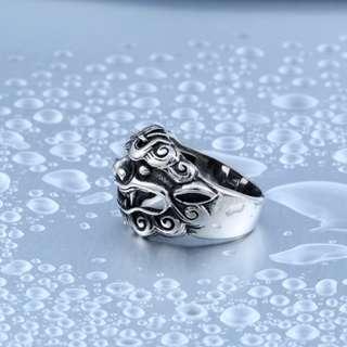Kirin Stainless Steel Ring