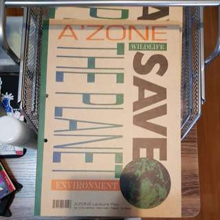 A'zone Lecture Pad