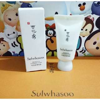 SNOWISE EX CLEANSING FOAM 15ML ONLY IDR 125 RB - BB 5 ❤100% ORIGINAL - KOREA PRODUCT