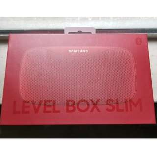 全新防水充電藍牙喇叭 samsung level box slim water-resistant wireless speaker