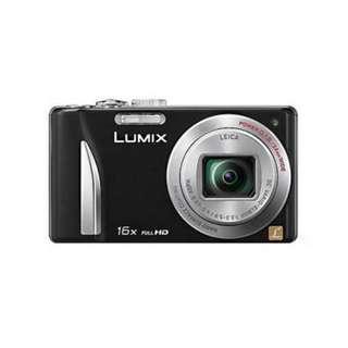 Panasonic Lumix DMC-TZ25 16x Optical Zoom Compact Camera (Made in Japan)