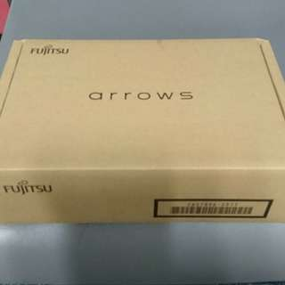 (特價)全新品日本Fujitsu M02 藍色手機 (Made in Japan)