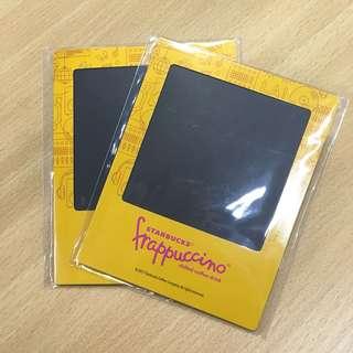 全新Starbucks贈品 磁貼相框 HK$8