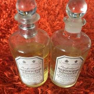 Penhaligon's eau de toilette and aftershave