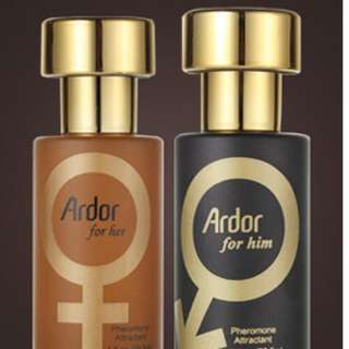 Ardor for him and for her Pheromone perfume 30ml