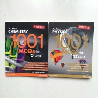O level Chem & Phy 1001
