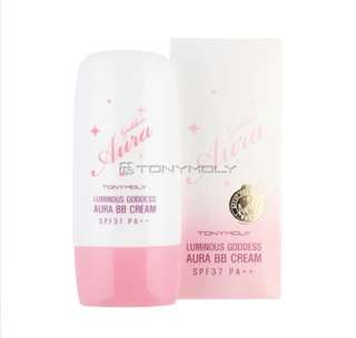 🆕 Tonymoly Luminous Goodness Aura BB Cream